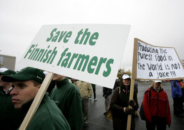 Finnish farmers