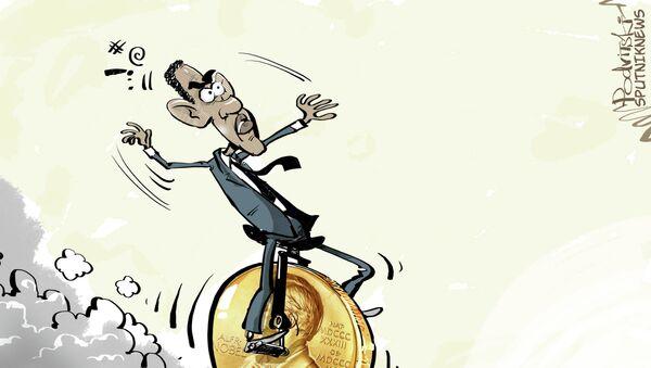 Meddle To The Medal - Sputnik International