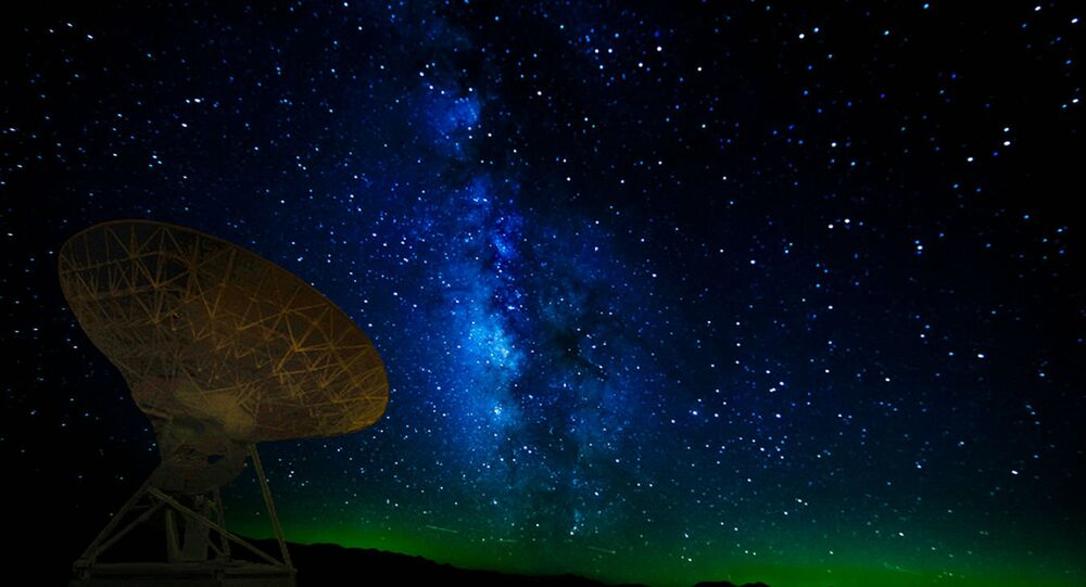 The Square Kilometer Array will scan the stars, hunting for the radio signals of distant civilizations.