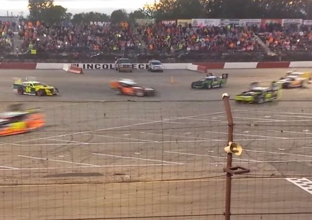 Crazy Eight Racing