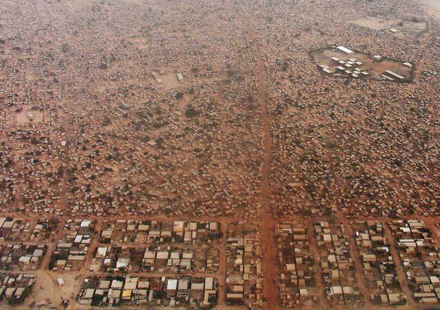 Ouagadougou, capital of Burkina Faso.