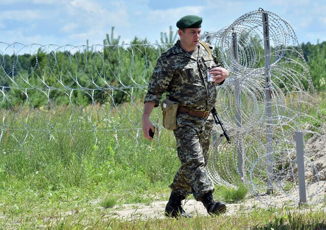 The ongoing chaos in Ukraine continues to isolate the country from its neighbors. Belarusian President Alexander Lukashenko announced he would fortify the border with Ukraine to avoid the infiltration of banditry and lawlessness into Belarus, Belarusian Telegraph Agency (BelTA) reported.