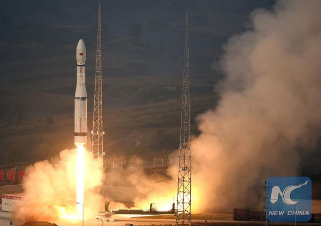 China launches new model of carrier rocket Long March-6, carries 20 micro-satellites