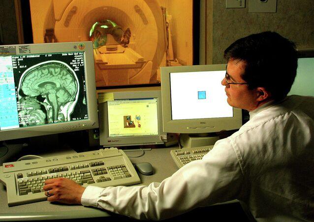Activation of Brain Region