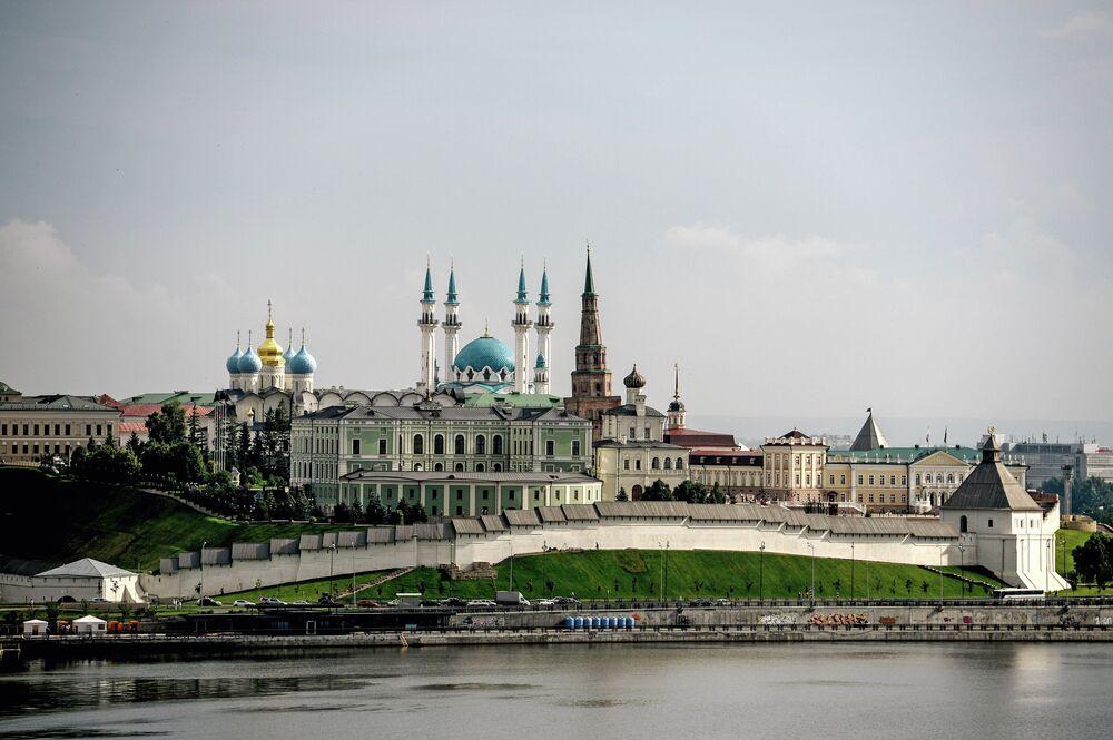Cities of Russia. Kazan