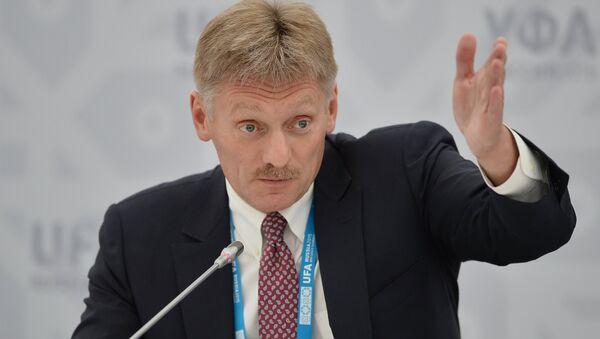 Press briefing by Russian Presidential Press Secretary Dmitry Peskov - Sputnik International