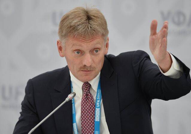 Press briefing by Russian Presidential Press Secretary Dmitry Peskov