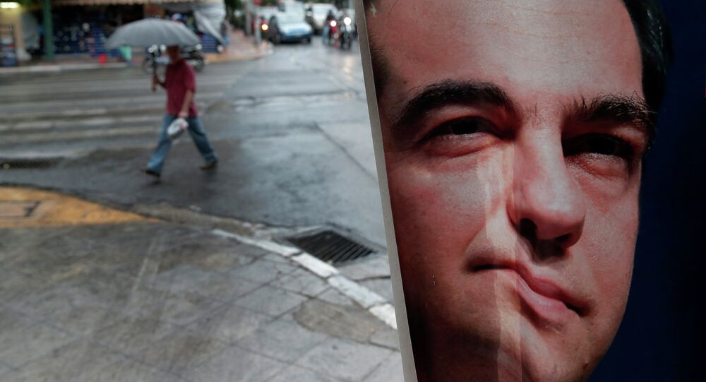 Syriza win