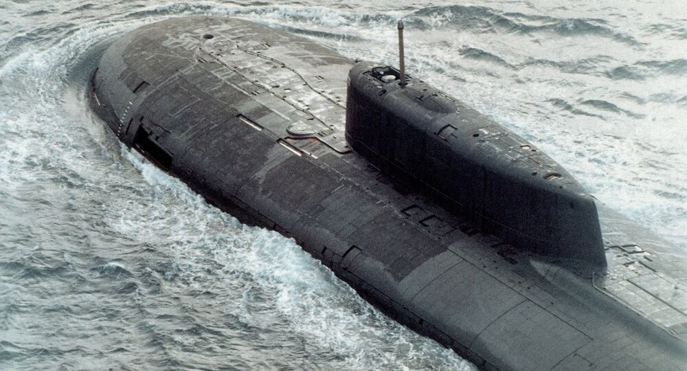Project 949A Antey submarine