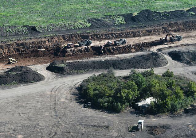 Zhuravka-Millerovo railway haul under construction to bypass Ukraine