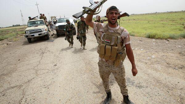 Iraqi militia - Sputnik International