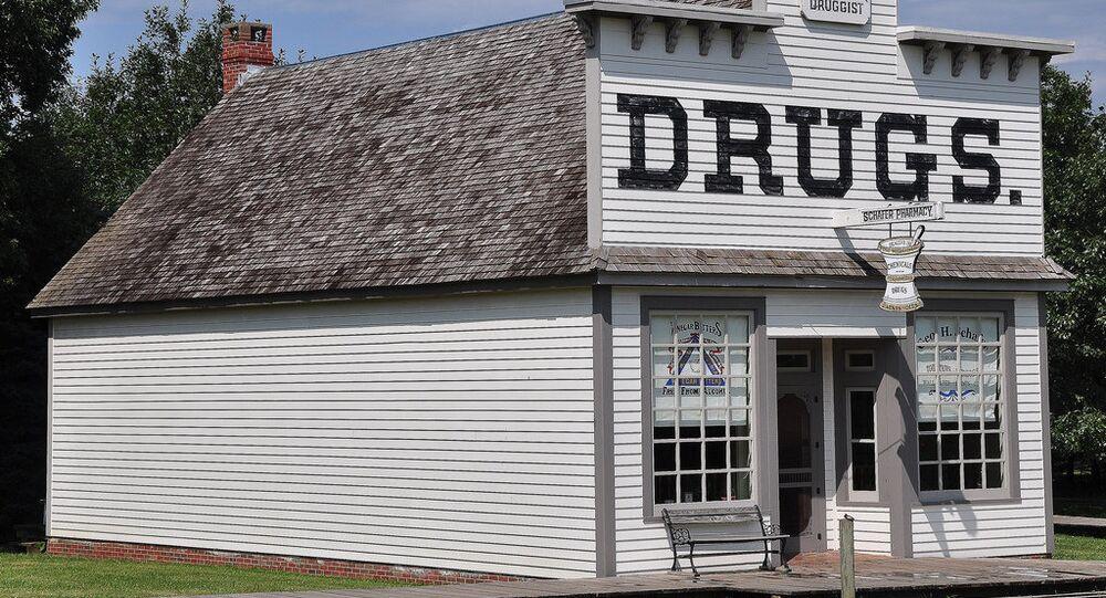Drugstore at Walnut Hill