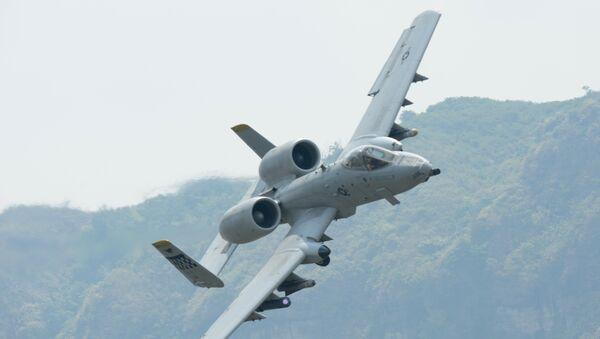 US Air Force A-10 Thunderbolt II - Sputnik International