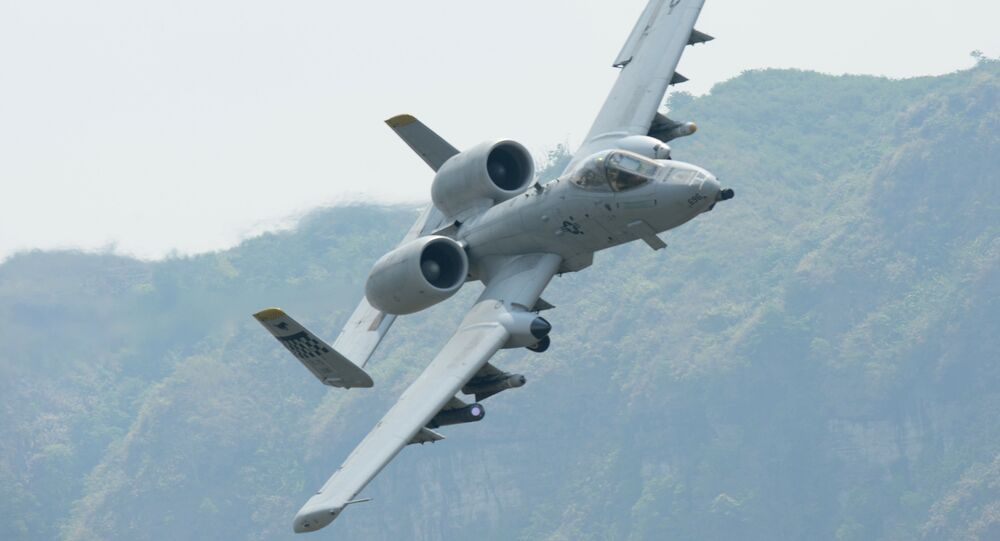 US Air Force A-10 Thunderbolt II