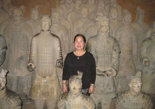 Sandy Phan-Gillis was detained in China in March, and formally arrested in September.