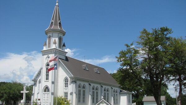 Catholic Church in Texas.  - Sputnik International