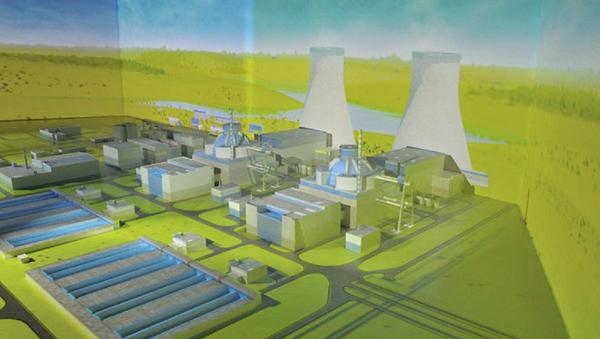 Turkey's first nuclear power plant Akkuyu - Sputnik International