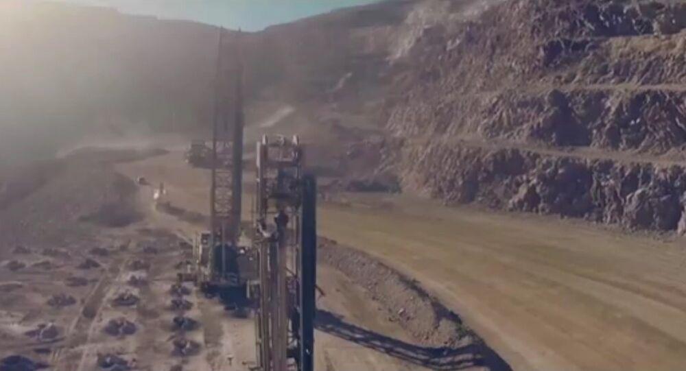 Veladero mine, Argentina