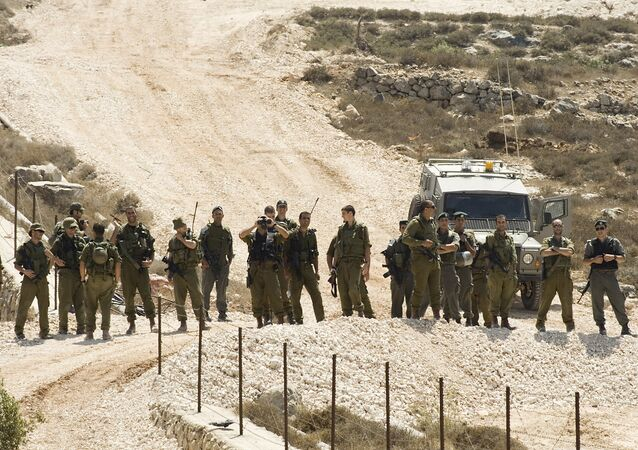 Palestine soldiers