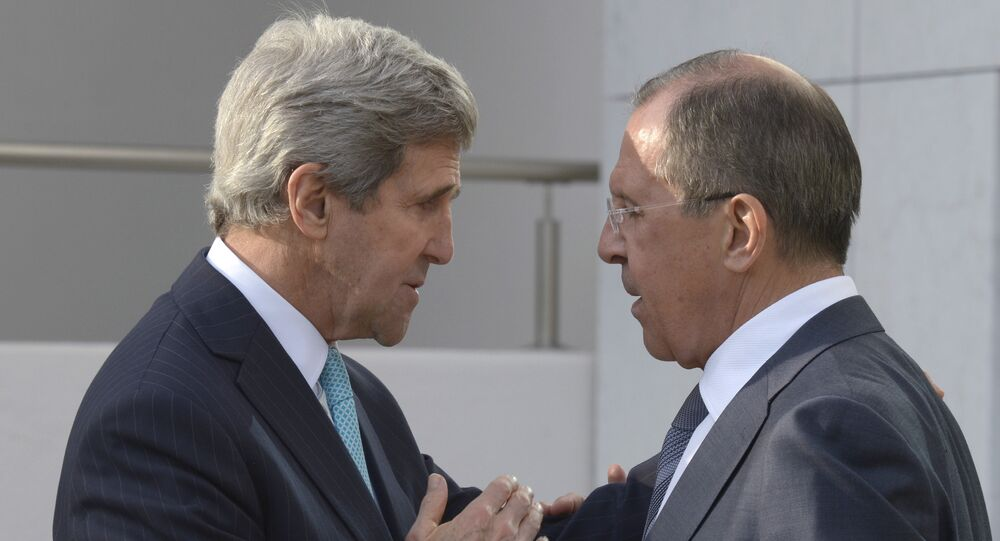 John Kerry will discuss the current situation in Syria with Sergei Lavrov