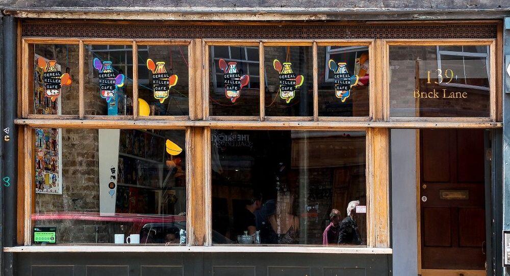 Cereal Killer Cafe, London