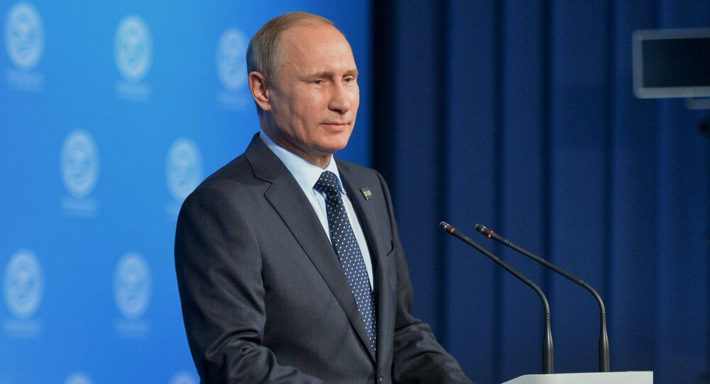 Press conference by President of Russian Federation Vladimir Putin