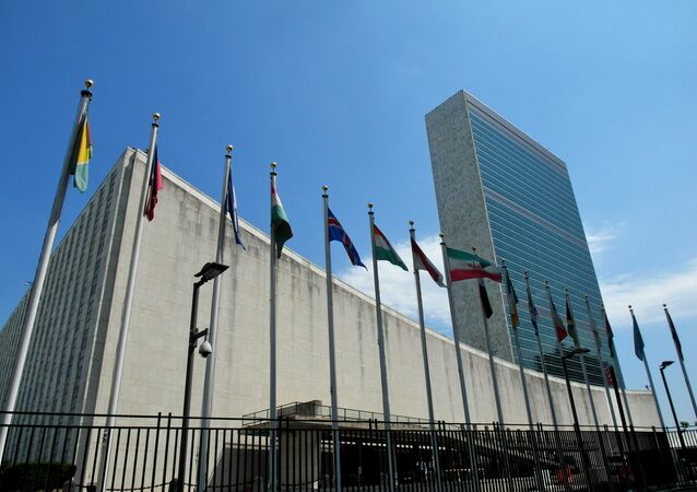 UN Headquarters, New York City