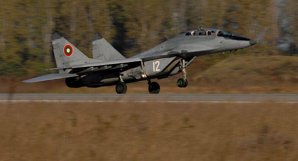 MiG-29. Bulgaria