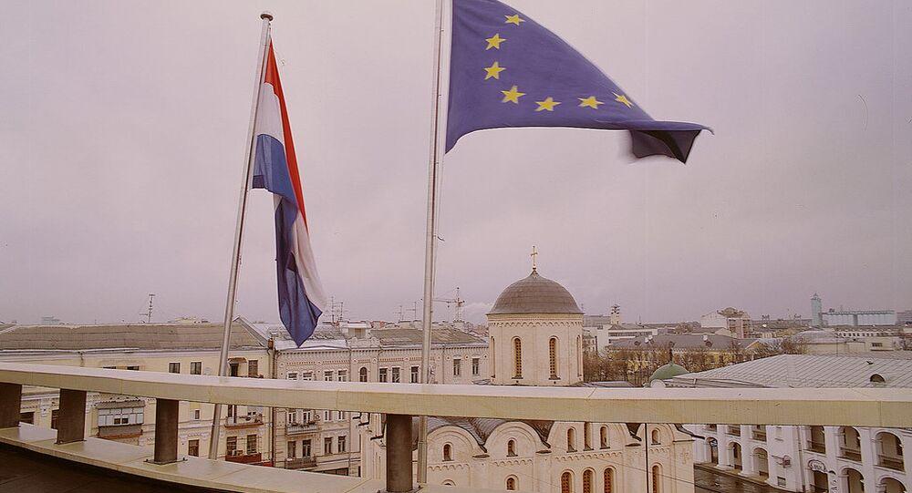 Dutch Embassy Kiev, Ukraine
