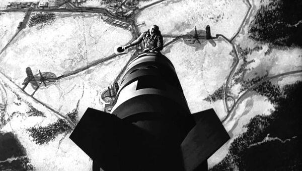 Still from the 1964 Stanley Kubrick film Dr. Strangelove - Sputnik International
