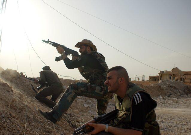 Syrian militias