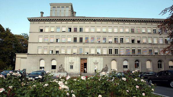 Organisation (WTO) headquarter in Geneva (Switzerland) - Sputnik International