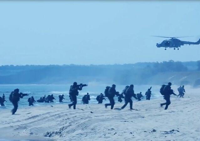 Trident Juncture 2015 war games