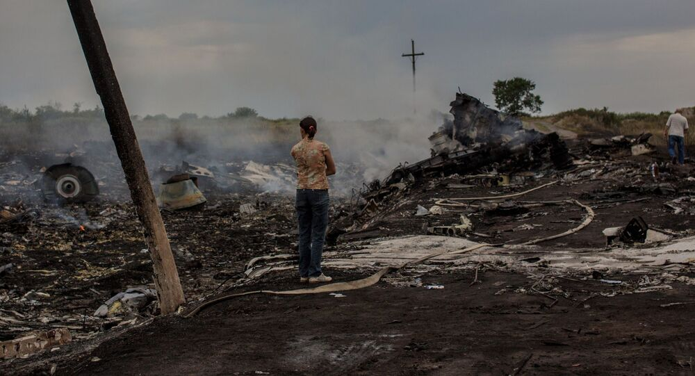MH17 Malaysian Airlines Boeing crash in Ukraine