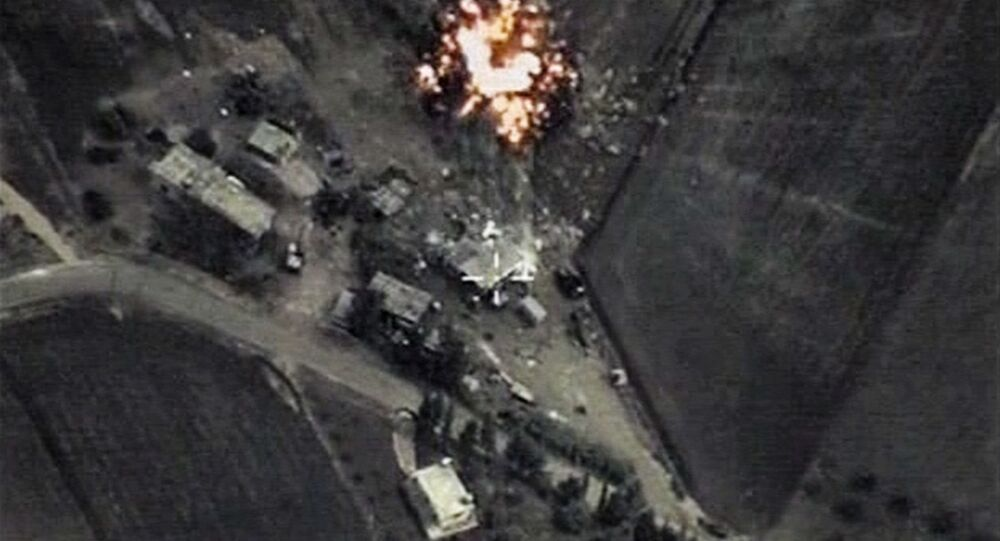 According to Russian Defense Ministry spokesman, media reports claiming that Russian airstrikes on Islamic State extremist group positions in Syria hit the wrong targets are complete nonsense.