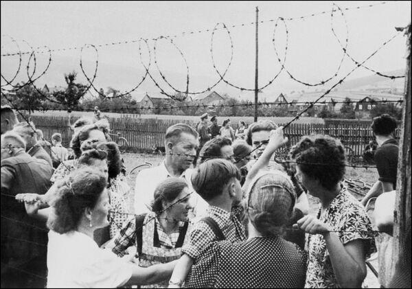 Germany Celebrates 25th Anniversary of Reunification - Sputnik International