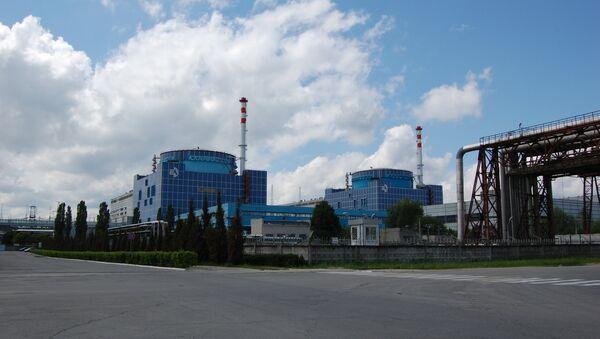 Khmelnitskiy nuclear power plant - Sputnik International
