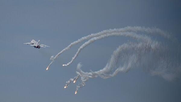 Su-24 bomber jet - Sputnik International