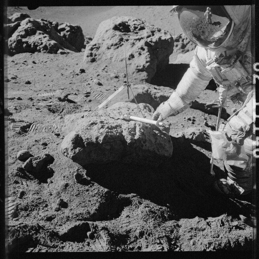 18 Stunning New Apollo Moon Photos Will Blow Your Mind