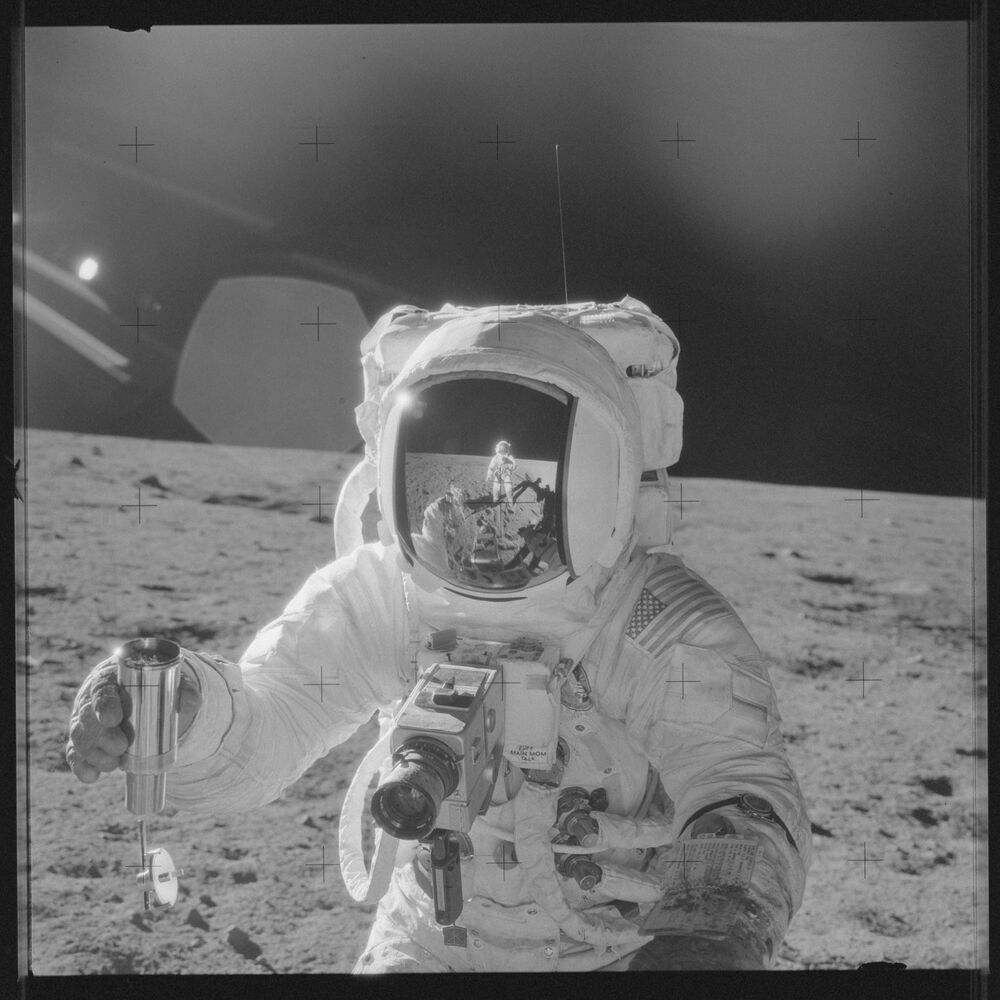 18 Stunning New Apollo Moon Photos Will Blow Your Mind
