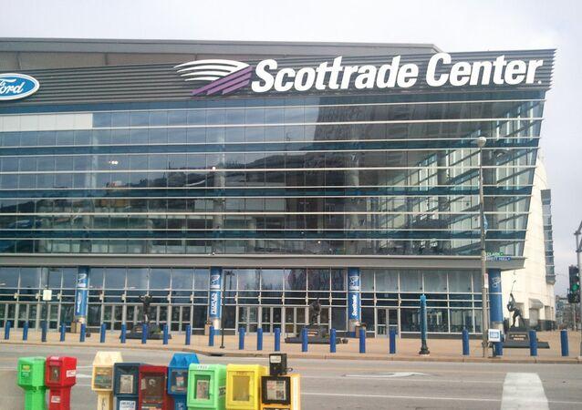Scottrade Center in St. Louis, Missouri
