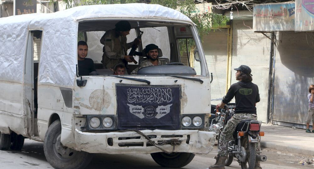 Scores of Islamic State militants have reportedly fled Syria in fear of an upcoming large-scale Syrian Army offensive
