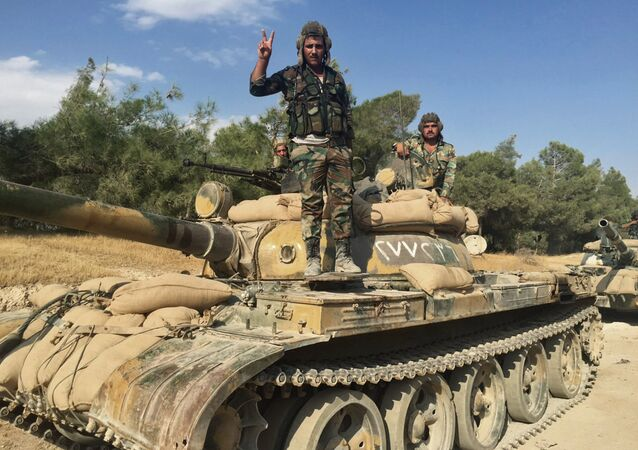 Syrian army readies for large-scale operation in Hama Governorate