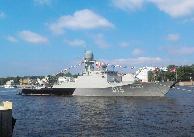 Makhachkala corvette