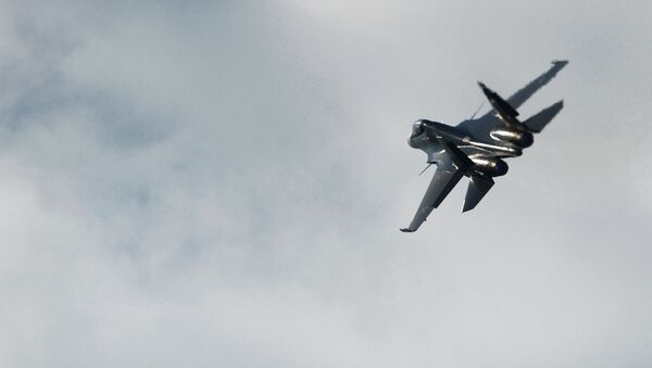 Su-30SM fighter - Sputnik International