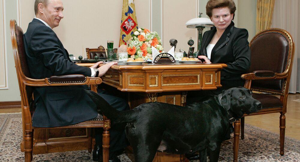 President Putin Wishes Happy Returns
