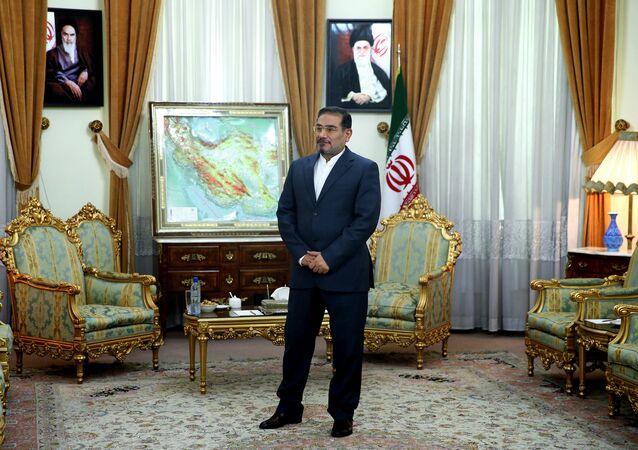 Secretary of Iran's Supreme National Security Council Ali Shamkhani