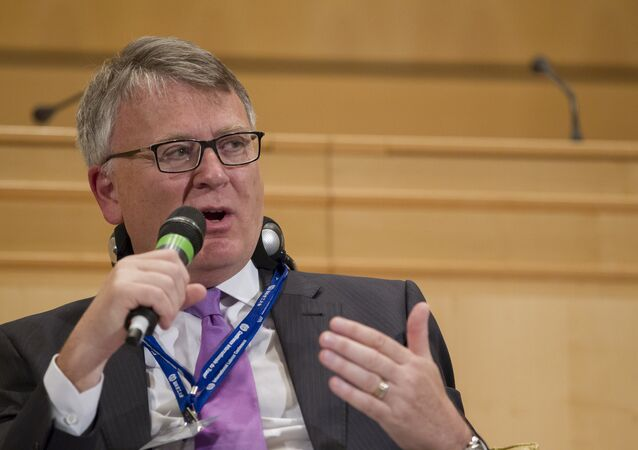Nicolas Schmit, Minister of Labour, Work and Social Economy of Luxemburg