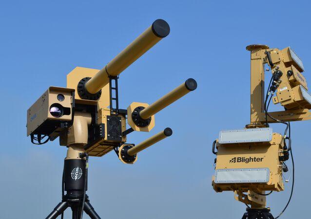Anti-UAV Defence System (AUDS)