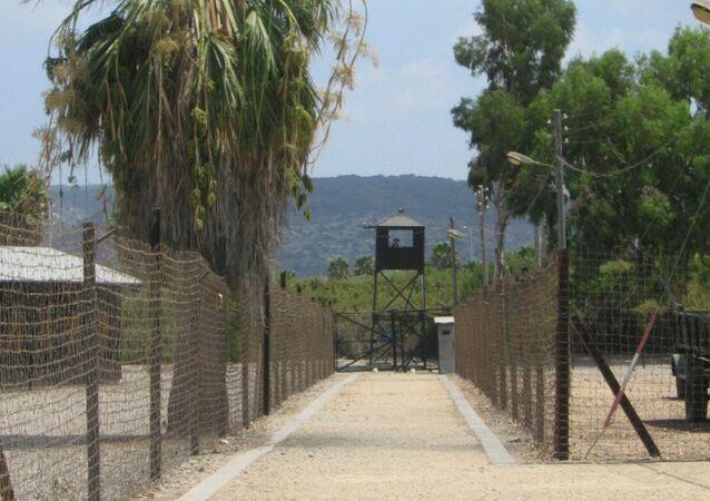 Atlit detainee camp